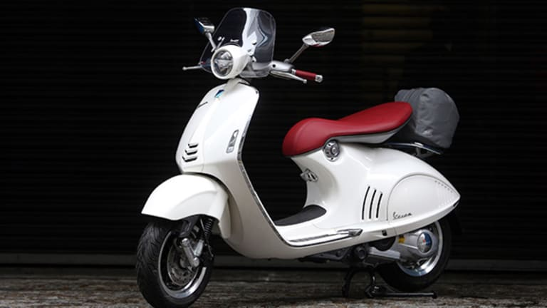 Sozzi: 5 Amazing Things You Didn't Know About a Vespa Scooter