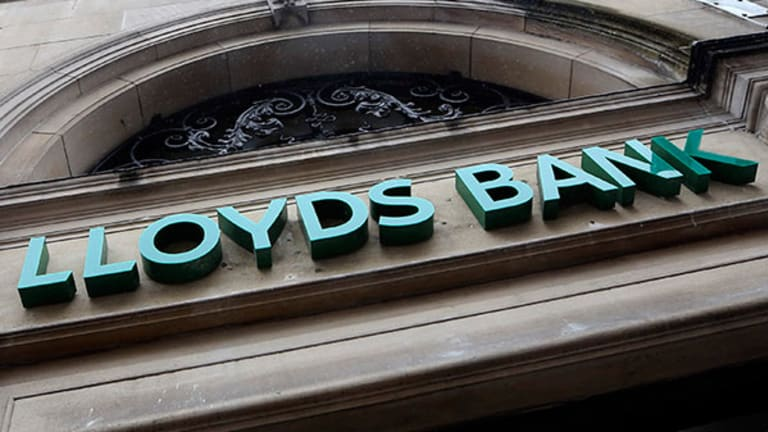 Lloyds Bank Shakes Off Its Troubled Past