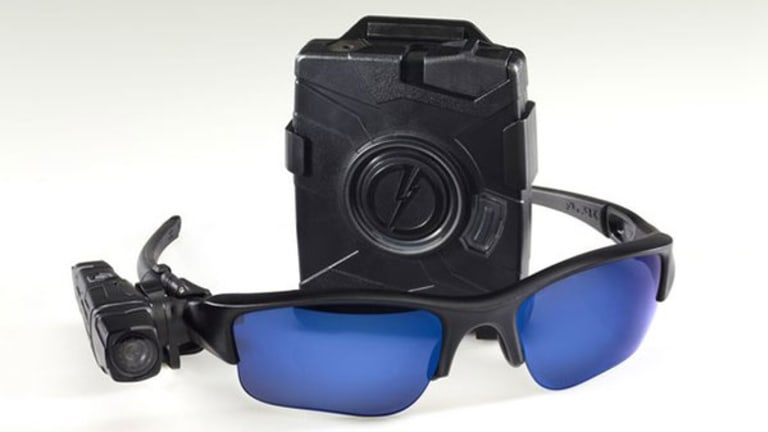 Police Are Warming Up to Wearable Technology, Taser CEO Says