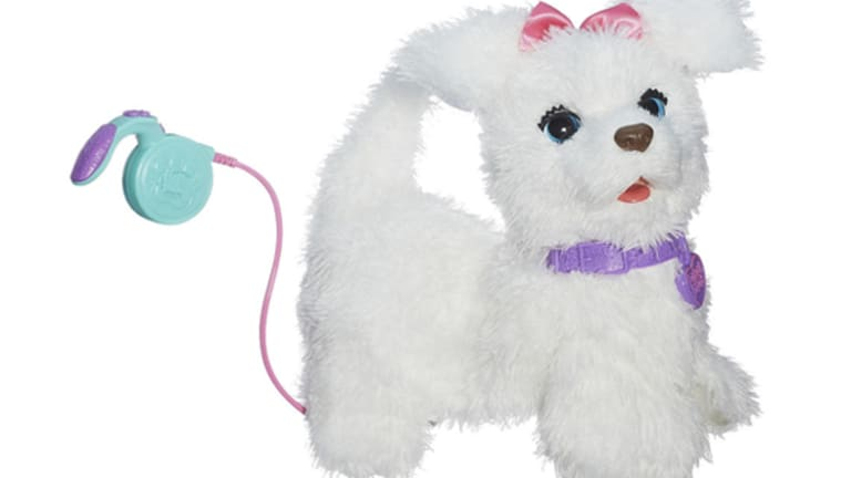 Can We Get One? Cuddly Play Pets Are the Most Popular Holiday Toys