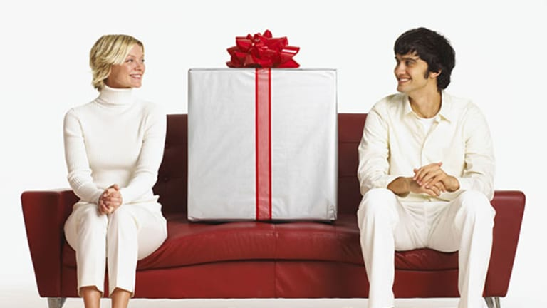Holiday Gifts: What We Buy Our Spouses -- Versus What They Really Want