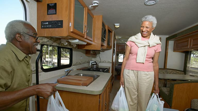 Baby Boomers Are in Downsizing Mode