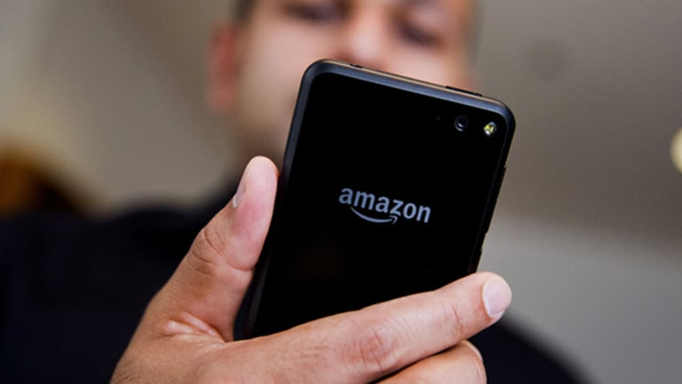 Amazon Fire Phone Review: That's All Ya Got?