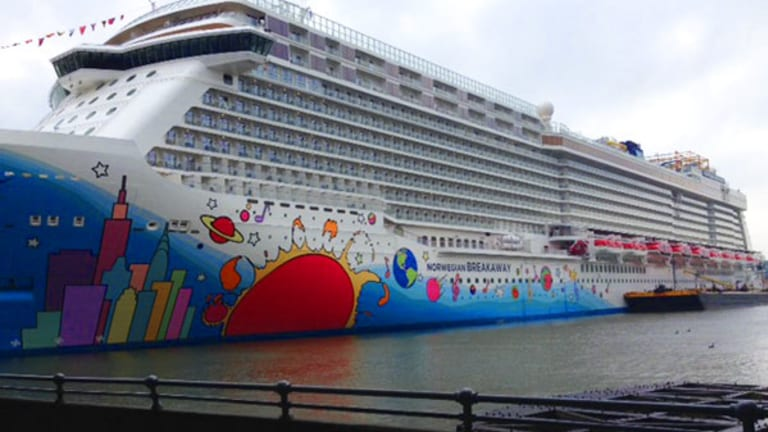 Norwegian Cruise Line Finds Ways to Boost On-Board Spending