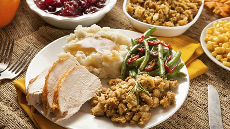 Simple Ways to Stay Healthy and Still Enjoy This Thanksgiving