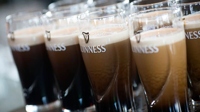 What a Diageo Sale Would Mean for U.S. Beer
