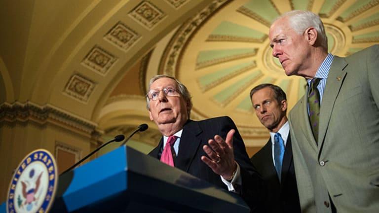 Senate Delays Voting on Health Bill Until After July 4