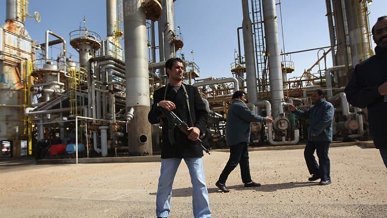 Libya Can Loosen Putin's Energy Grip on Europe