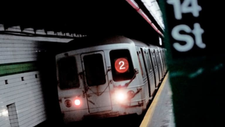 Sozzi: The Boring Old Subway is Now Digital, and That's Pretty Awesome