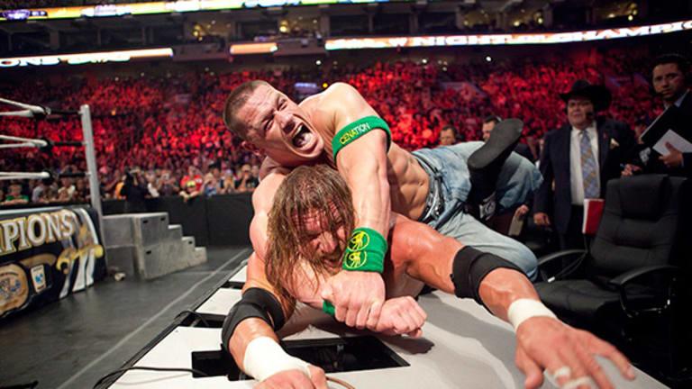 John Cena's 10 Biggest World Wrestling Entertainment Rivalries Ever