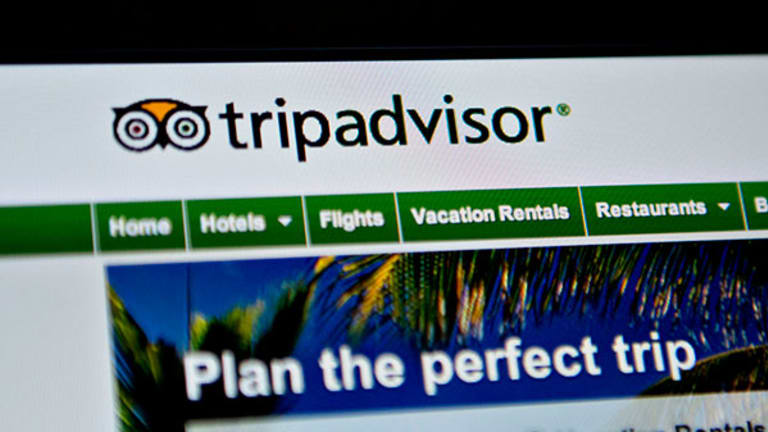 TripAdvisor Stock Rises on Expedia Deal