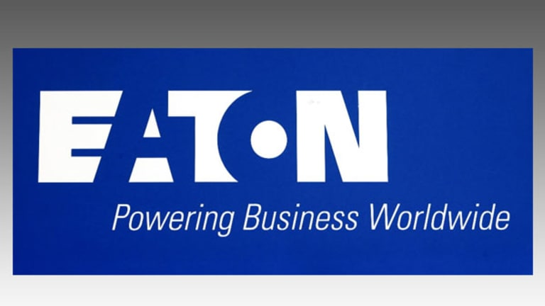 Eaton (ETN) Stock Gains Ahead of Tuesday's Q3 Results