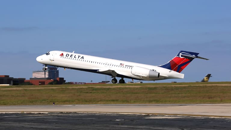 Disciplined Delta Cuts International Flying Because of Strong Dollar