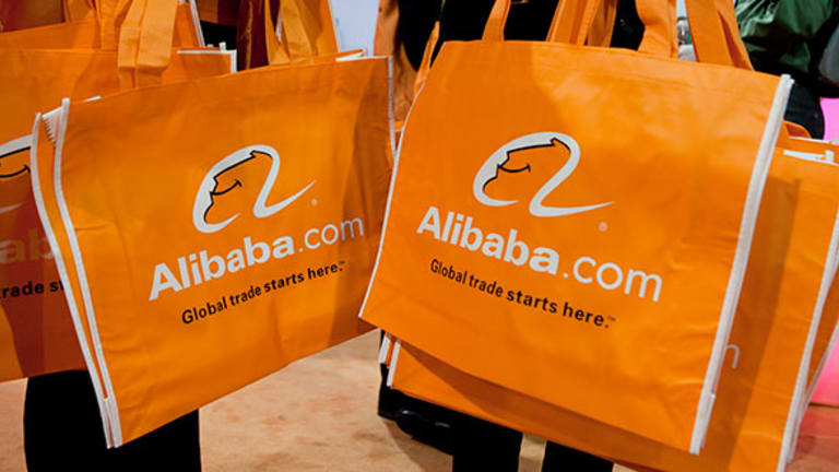 Alibaba Shares Drop on $7.9B Stock Sale by Softbank