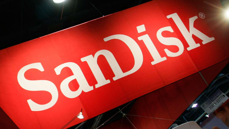 Here's A Reason SanDisk (SNDK) Stock Is Falling Today