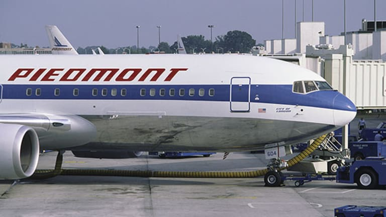 How a Piedmont Air Boeing 767 Flight Heralded Charlotte's Growth