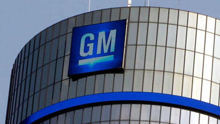 General Motors Stock Is Driving -- Time to Take It for a Spin