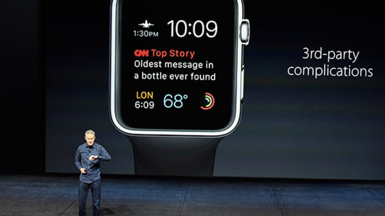 Here's Why the Apple Watch Will Have a Huge Holiday Shopping Season