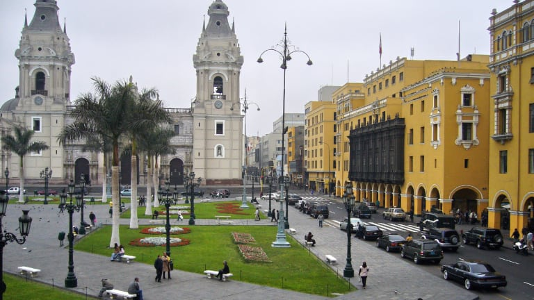 Will Peru Be Demoted to a 'Frontier Market' This Year?