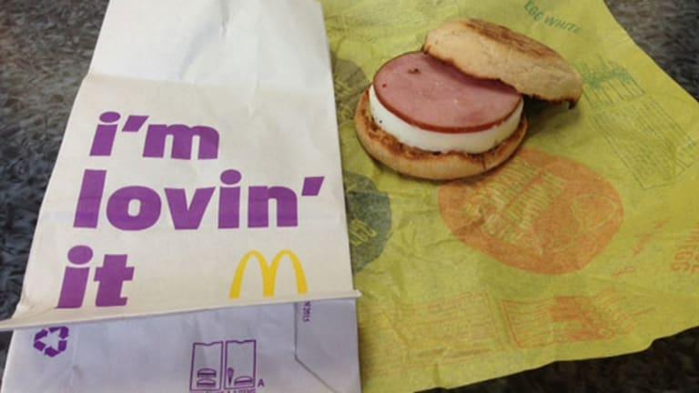 On McMuffin Anniversary, CNBC Contributors Debate McDonald's (MCD) Stock