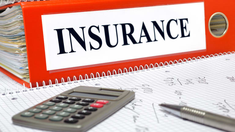 Insurance ETFs -- Another Idea for Profiting From Rising Rates