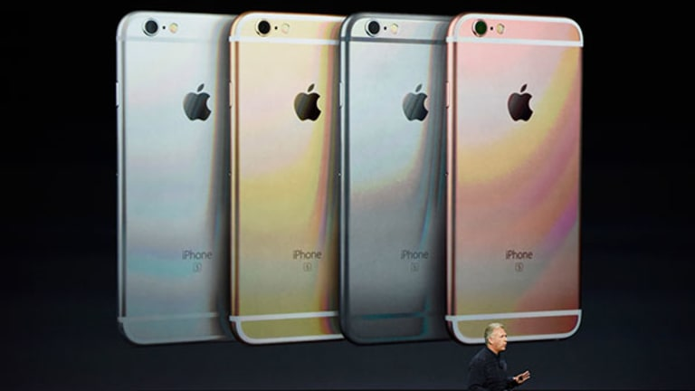 Apple Sells Record 13 Million iPhone 6s and 6s Plus Over Weekend