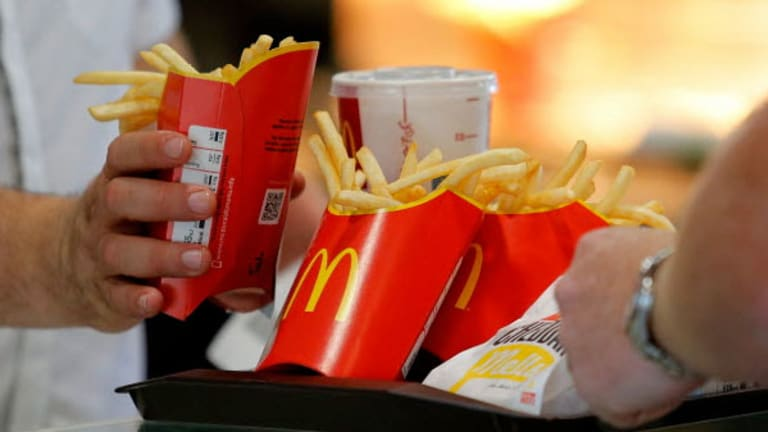 America's Best 10 Favorite Fast-Food French Fries