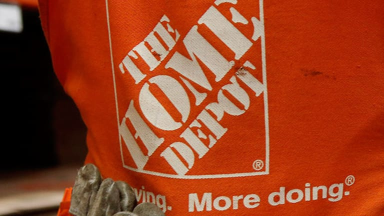 One Reason Home Depot (HD) Stock is Higher Today