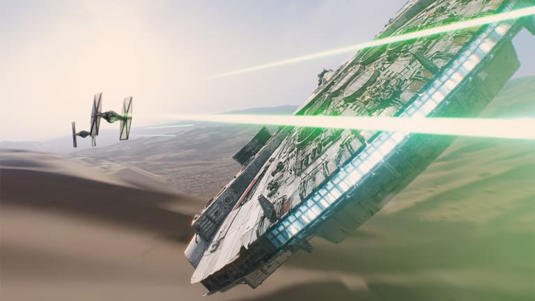 Fly Watch: 'Force Friday' Seen Awakening Shares Of Disney, Hasbro