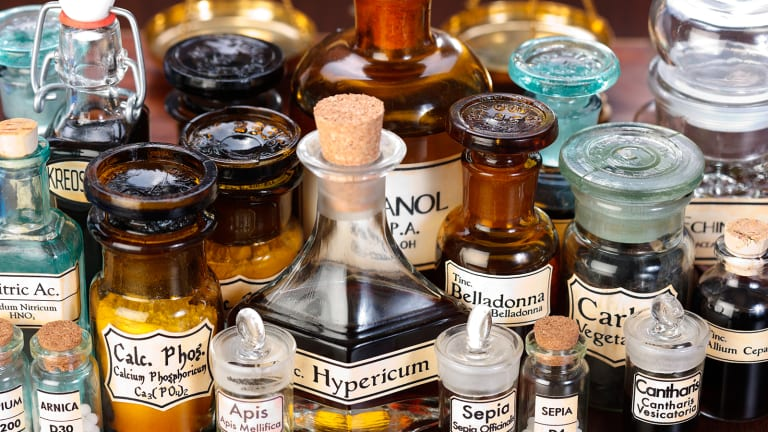 Is Homeopathic Medicine Only for Suckers - or Only the Smart? The Gloves Are Off