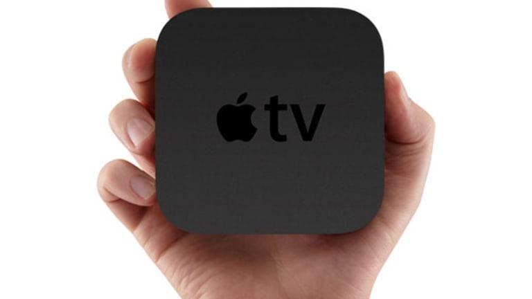 Apple (AAPL) Stock Rises, Announces First Original TV Show