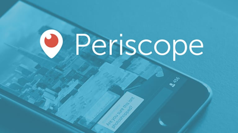 Twitter to Let Periscope Broadcasters Receive Money from Viewers