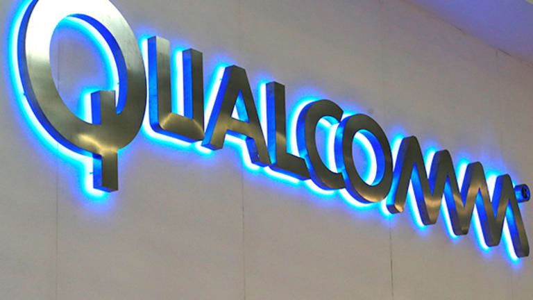 Why Qualcomm Is Ready to Rally -- Plus What Jim Cramer Thinks