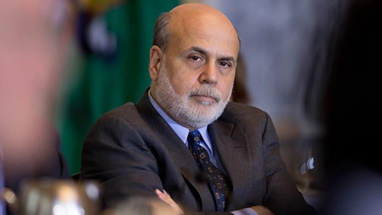 Former Federal Reserve Chairman Ben Bernanke Just Crushed Everyone's Hope for a Tax Cut Miracle