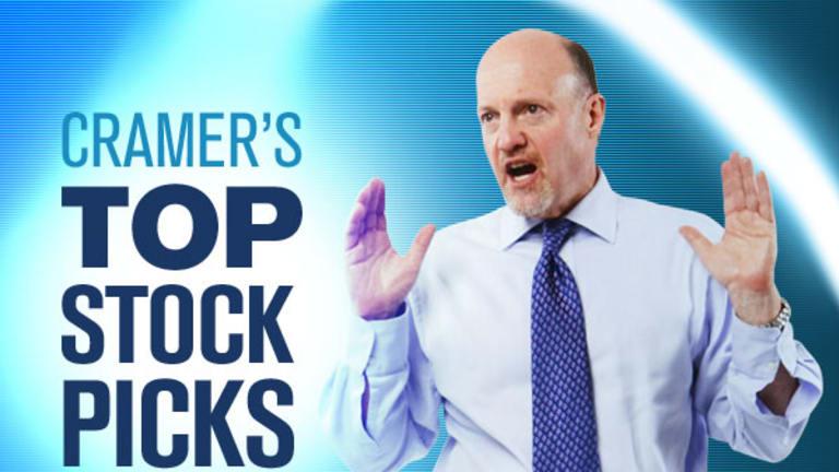 Jim Cramer's Top Stock Picks: NFLX AMZN CRM LOW LQ AWAY