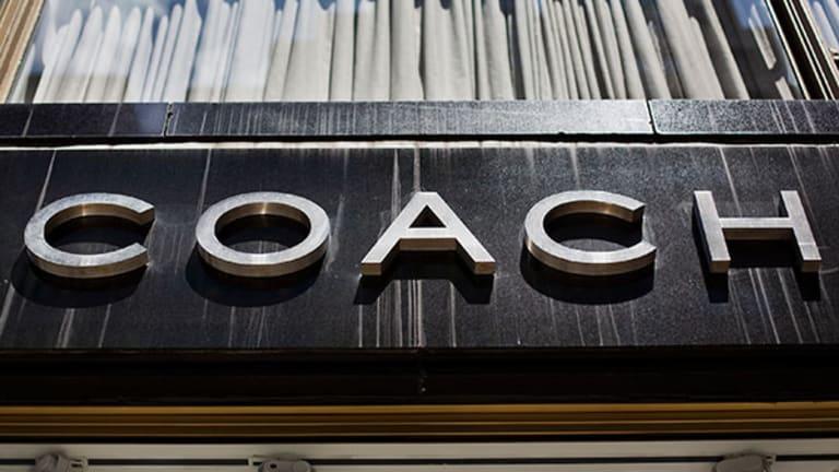 Coach (COH) Stock Rises Ahead of Q1 Earnings