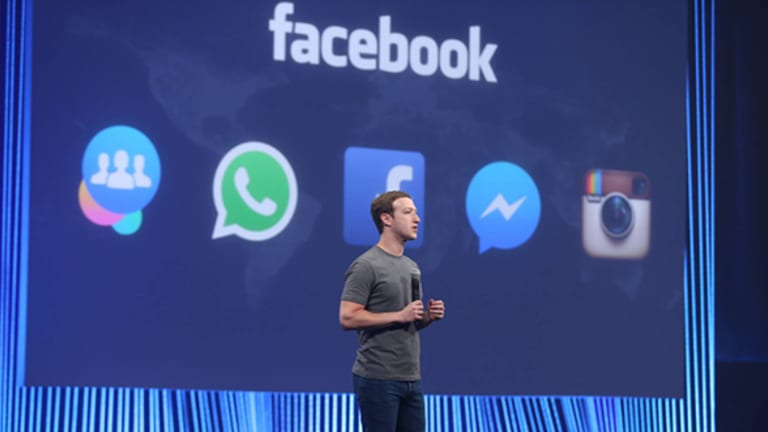 Facebook Messenger Gets a Huge Boost at F8: What Wall Street's Saying