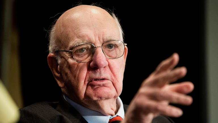 Paul Volcker, Legendary Inflation-Fighting Fed Chairman, Dies at Age 92