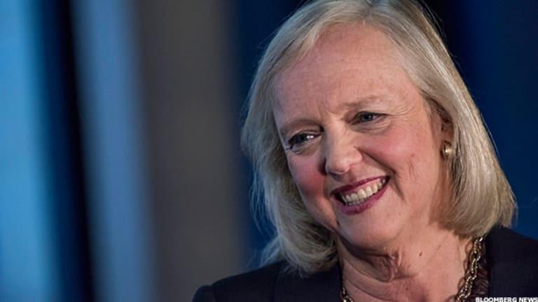 Meg Whitman Flatly Says She's 'Not Going Anywhere,' Won't Be Uber's CEO