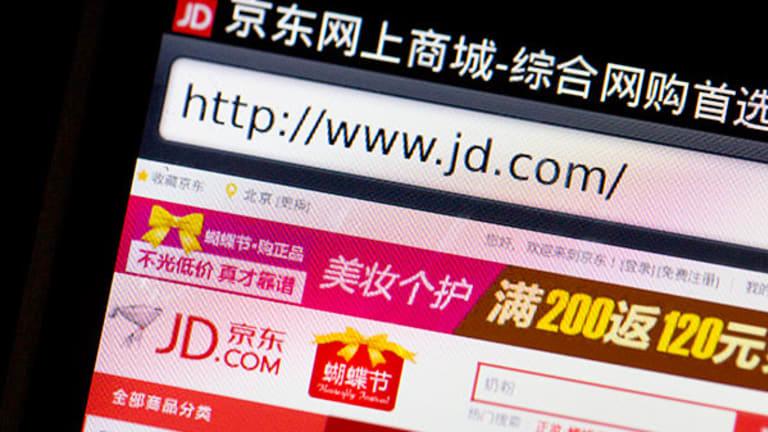 JD.com (JD) Stock Gaining, China Markets Surge