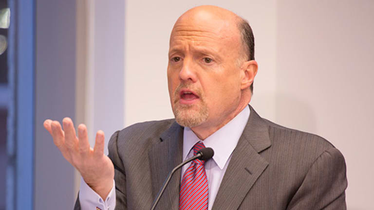 Jim Cramer -- What Mortgage Applications Data Will Tell Us Wednesday