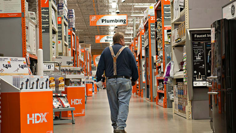 Home Depot Stock Has Stalled