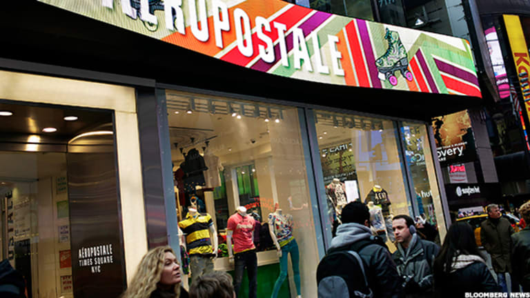 Aeropostale Shares Could Be in Danger of Getting Delisted