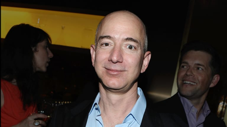 Amazon Stock Surges After Big Earnings Beat for Quarter
