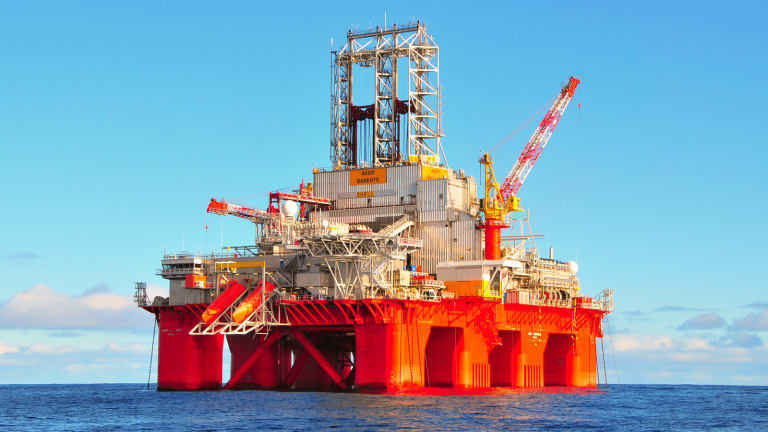 Transocean (RIG) Stock Retreats Ahead of Q4 Results