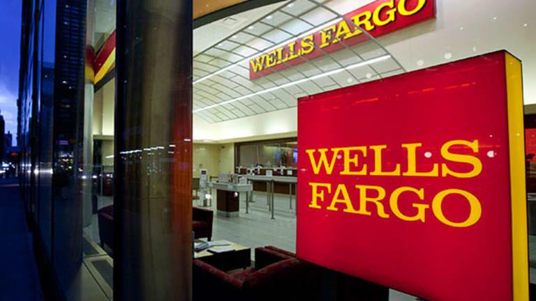 Jim Cramer -- Take Wells Fargo to the Bank