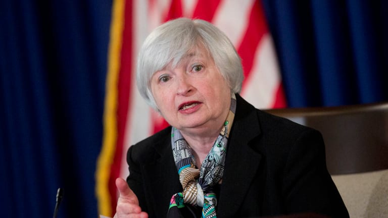 Yellen's Exit From Fed Gives Trump a Chance to 'Stack the Deck'