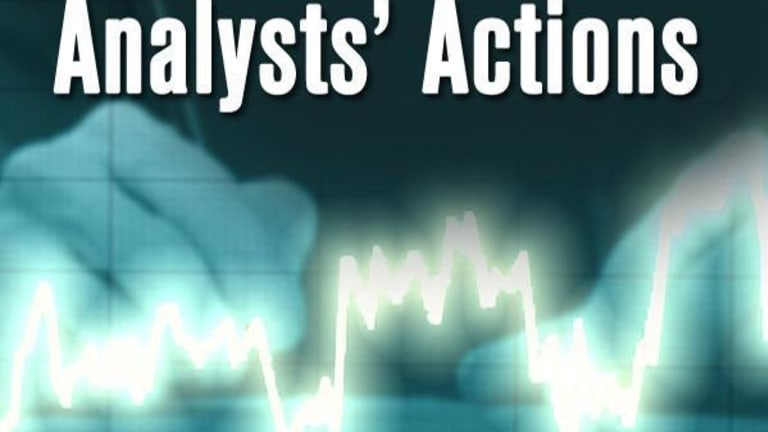Analysts' Actions -- Allstate, AthenaHealth, Quest Diagnostics, Blackstone