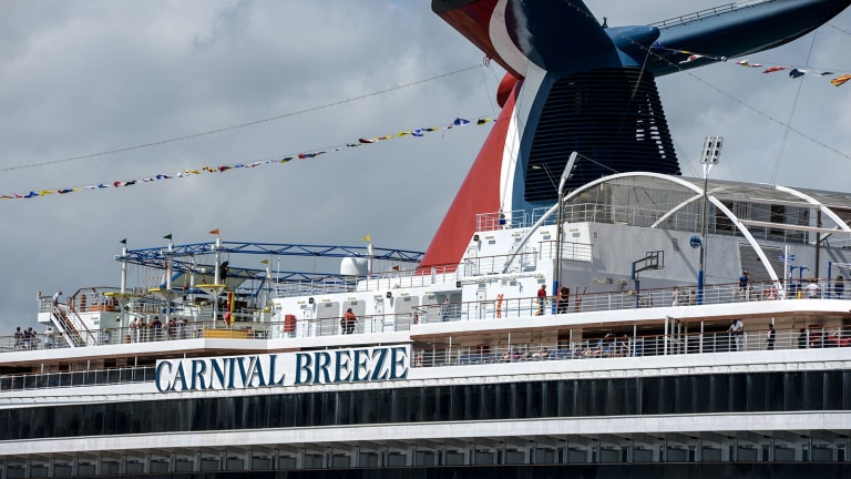 Carnival Sails Toward New Highs and You Should Come Aboard