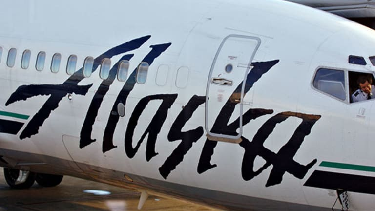 Alaska Air Shares Prepare for Takeoff